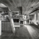 .Cook Residence- Interior Herb Greene
