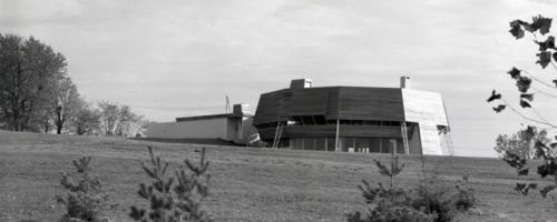 Unitarian Church, Built, 1965, Lexington, KY